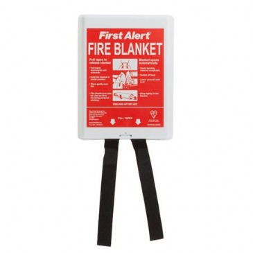 FIRE BLANKET HARD CASE (FB100-AE-UK)